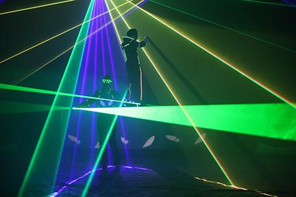Laserman 2018 II